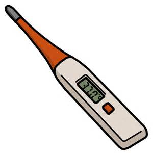 Medical Thermometer Clip Art