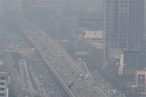 coal fired power plants partly  blame  bangkok