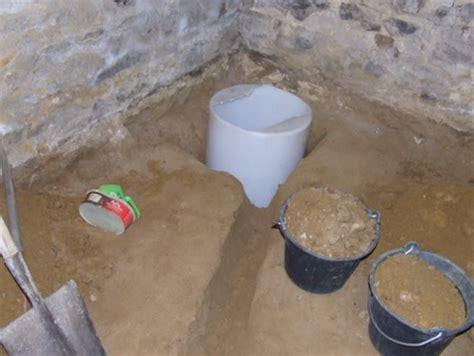 installation d une pompe de relevage avec cuve brico info le de bruno catteau