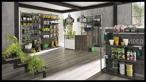 Interni Negozi - arredamenti per negozi roma fioraio piante e fiori
