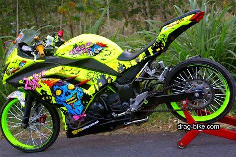 Foto Motor 250 by 50 Foto Gambar Modifikasi 250 4 Tak Kontes