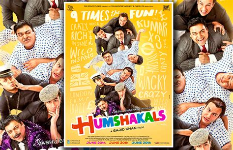 Humshakals Hindi Movie Official Theatrical Trailer Full Hd