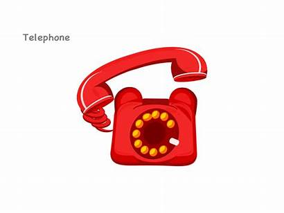Phone Telephone Animated Ringing Clip Clipart Clipartmag