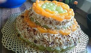 Torte Mit Früchten : nusstorte mit fr chten rezept mit bild von pegasus61 ~ Lizthompson.info Haus und Dekorationen