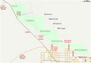 tule springs fossil beds national monument nevada