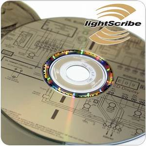 how to use the lightscribe feature on your cd dvd burner With disk label software