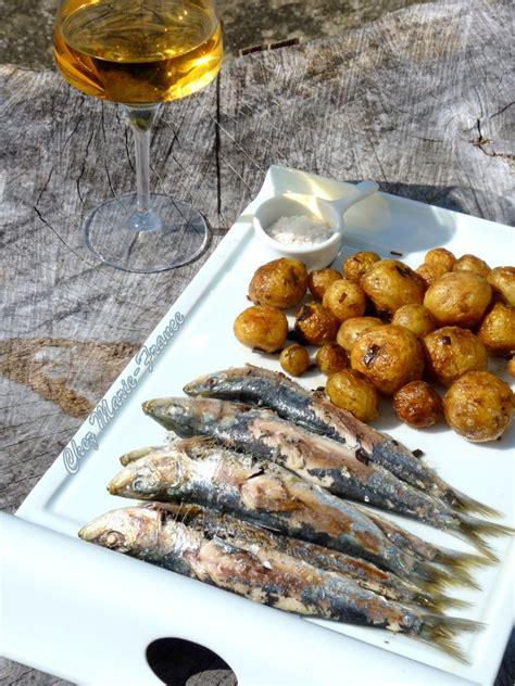 cuisiner les pommes de terre de noirmoutier sardines de croix de vie et pommes de terres primeurs de