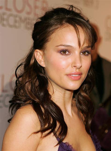 Hollywod Days Natalie Portman Hairstyles