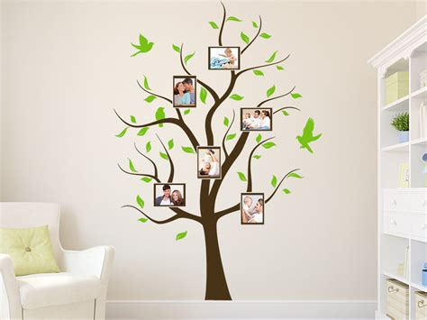 Wandtattoo Bilderrahmen Baum by Wandtattoo Baum Mit Bilderrahmen Wandtattoo De