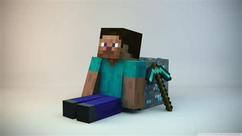 Steve.. All Alone. Minecraft Blog