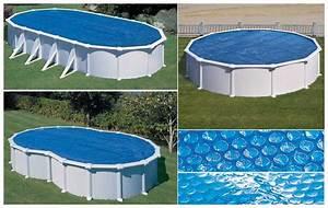 Enrouleur Piscine Hors Sol : bache piscine a bulle hors sol ~ Dailycaller-alerts.com Idées de Décoration