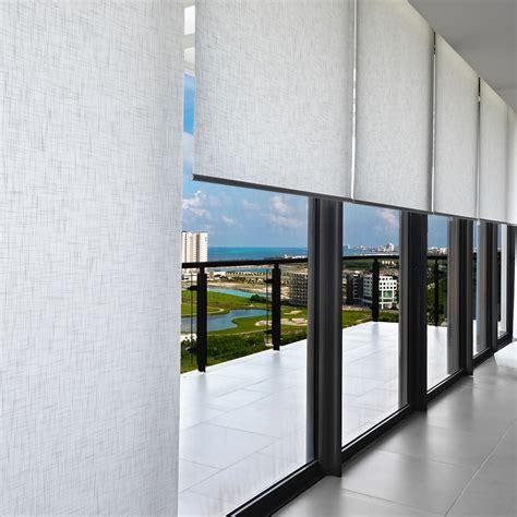 cortinas enrollable persianas enrollables guadalajara dekora hogar