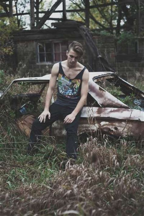 junkyard punk portraits sandalwood chasseur