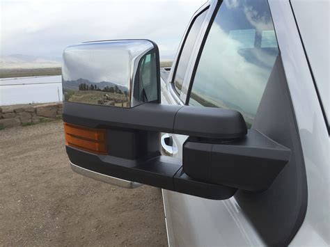 chevy silverado towing mirror  fast lane truck