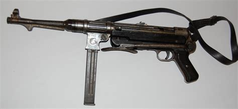 Maschinenpistole 38