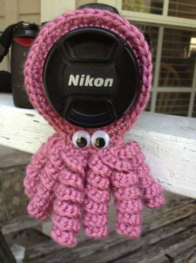 lens buddy patterns images  pinterest crochet