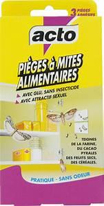 Piege A Mite Alimentaire : pi ge anti mites alimentaires acto 3 pi ges de anti ~ Dailycaller-alerts.com Idées de Décoration
