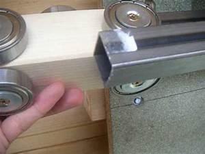 Glissiere A Bille : glissi re a roulement a billes youtube ~ Farleysfitness.com Idées de Décoration