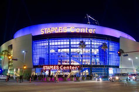 Staples Center, The Headquarters Of La Lakers Traveldiggcom