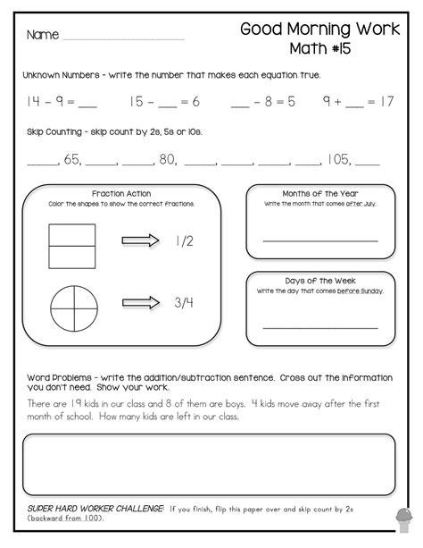 Common Core Daily Math Review 4th Grade 4th Grade