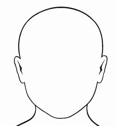 Face Outline Template Drawing Mind Perfect Faces