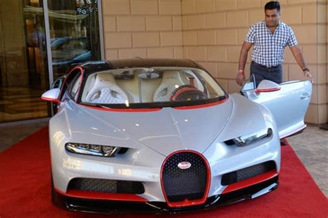 Check out the latest bugatti cars: What are the names of people who own a Bugatti in India? - Quora