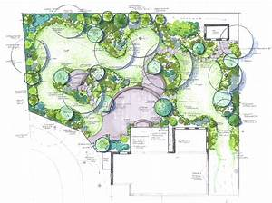 How to plan landscape lighting design : Inspiring landscape patio designs living gardens va md and