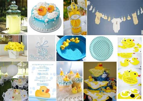 baby shower themes party favors ideas