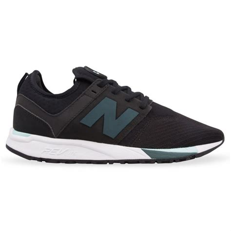 new balance revlite 247 black blue white hype dc