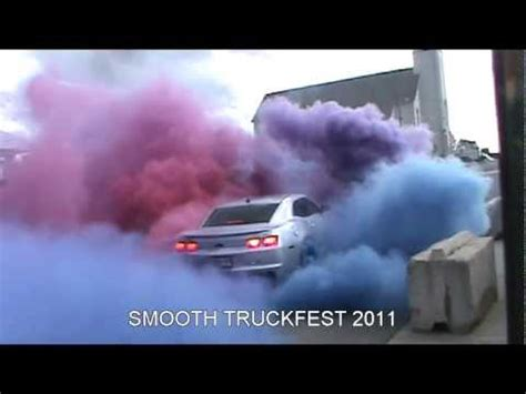 camaro colored smoke show smooth truckfest