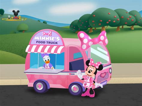 cuisine minnie cooking up with minnie 39 s food truck app review the