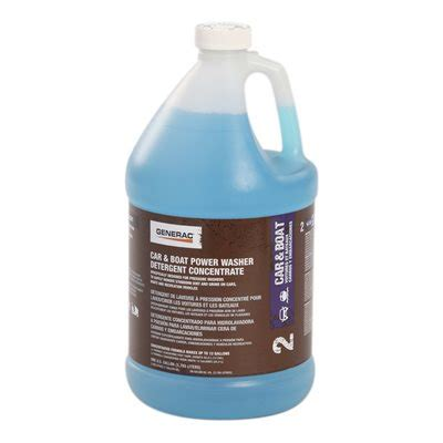 Generac Car And Boat Pressure Washer Detergent Concentrate