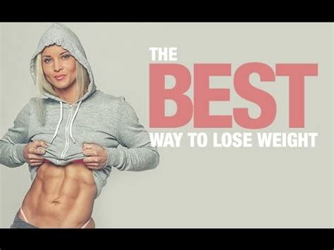 Best Ways To Lose Weight (truth About Losing Weight!!) Youtube