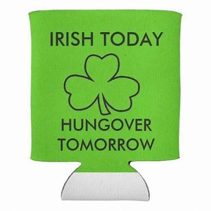 Patrick Today Tomorrow Patricks Zazzle Irish Hungover