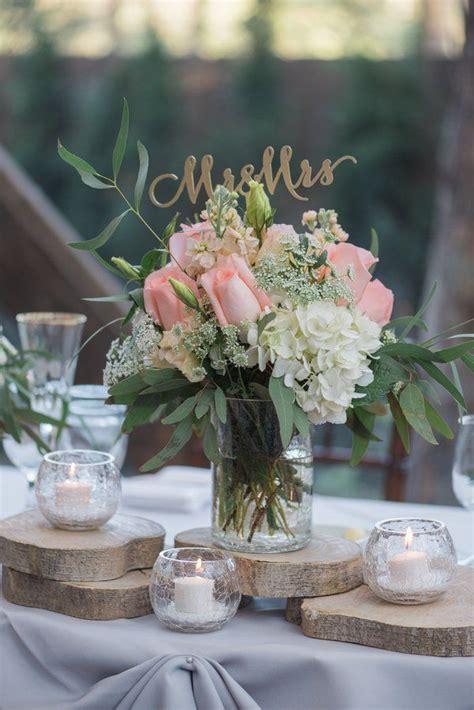 ideas  romantic wedding centerpieces