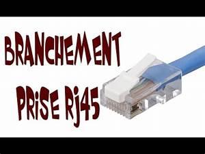 Schema Cablage Rj45 Ethernet : branchement prise rj45 youtube ~ Melissatoandfro.com Idées de Décoration