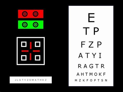 opticians charts