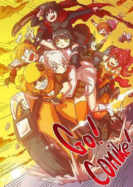 comike rwby anime rwby rwby fanart