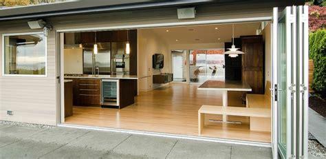 vitrage cuisine la baie vitrée 51 belles réalisations