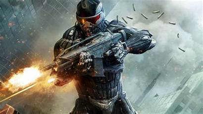 Gaming Pc Games Wallpapers Crysis 1080p Backgrounds