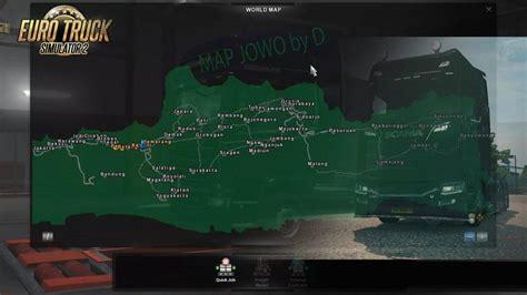 map jowo  indonesian map  ets  ets ets mod