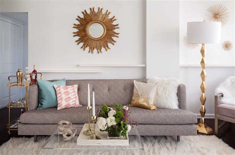 The Sofa Mirror by How To Celebrate Your With Statement Mirrors