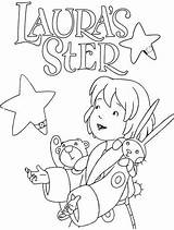 Star Lauras Fun Laura Coloring Pages sketch template