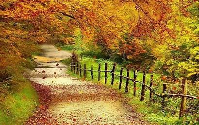 Scenery Wallpapers Desktop Autumn Nature Background Widescreen