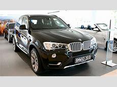 2015 New BMW X3 xDrive 20d YouTube