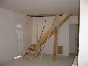 Escalier Bois Pas Cher : escalier pas cher ~ Premium-room.com Idées de Décoration