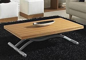 Table Basse Transformable En Table Haute : mobilier design sur ~ Teatrodelosmanantiales.com Idées de Décoration