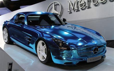 Marcedes Benz Amg : Mercedes-benz Sls Amg Electric Drive