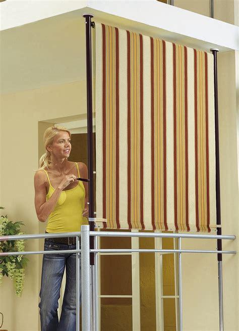 balkon seitensichtschutz sichtschutz und sonnenschutz bader - Seitensichtschutz Balkon