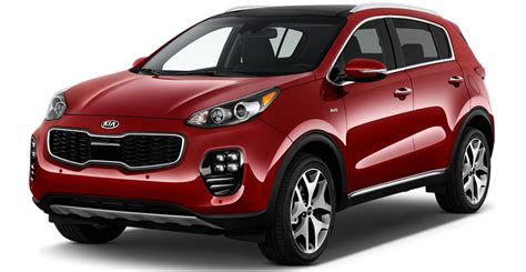 Buy Or Lease The New Kia Sportage